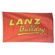 Fahne groß Lanz Bulldog