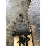 Cylinder, connecting rod, regulator, lubricator, d2416