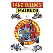 Libro para colorear Lanz Bulldog