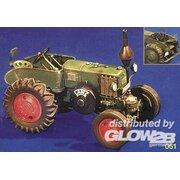 Modell Lanz Bulldog 35PS Bausatz aus Resin