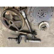 Motor/Getriebe Komponenten D9506