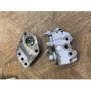 Oil pump and return pump d1616