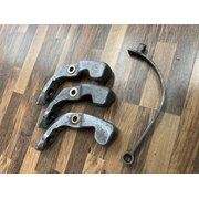 Clutch shoes d7506, overhaul, renew lining and renew...