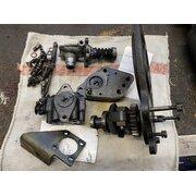 Oiler, return pump, pre-pump oiler, regulator d2016