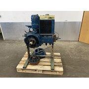Overhaul / basic adjustment engine d2016
