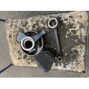 Overhaul/basic adjustment regulator, connecting rod,...