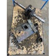 d2416, overhaul crankshaft, connecting rod, cylinder