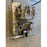 Overhaul engine d3506, cylinder, connecting rod,...
