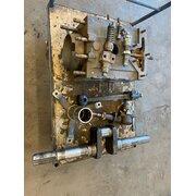 Révision du moteur d3506, cylindre, bielle, vilebrequin,...