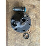 Overhaul cylinder head, return oil filter