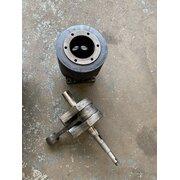 Überholung Zylinder, Kurbelwelle, Pleuel LT85 Motor