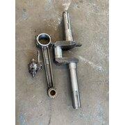 Überholung Kurbelwelle, Pleuel, Ölpumpe D9506