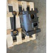 Zylinder und Pleuel D2816 Überholung