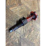 Injection nozzle d7506, overhaul