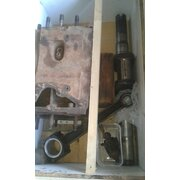 Bearbeitung Zylinder Kurbelwelle Pleuel Öler D8506