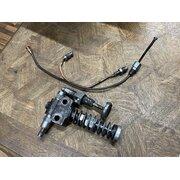 Überholung Pumpe, Düse, Leitungen D8500