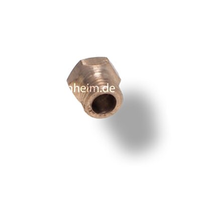 Nozzle for heating lamp, e.g. Lanz 33