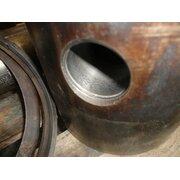 Kolben: Bohrung für Kolbenbolzen vergrößern 10 Liter
