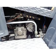 Air brake system retrofit