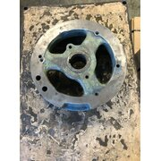 Cut out clutch flywheel d6016