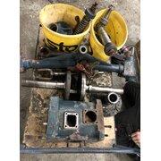 Vorderachse, Zylinder, Pleuel D1616