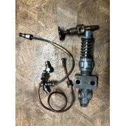Fuel pump, nozzle