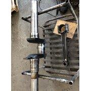 Crankshaft Connecting rod Piston