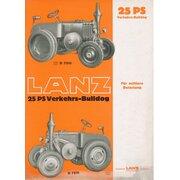 Lanz Bulldog d7511