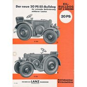 Lanz Bulldog d7531