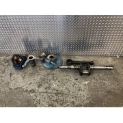 Crankshaft Connecting rod Return pump Arm cross