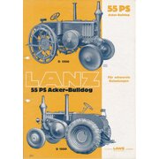 Lanz Bulldog D1500