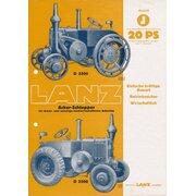 Lanz Bulldog D3500