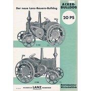 Lanz Bulldog d7500