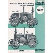 Lanz Bulldog d8500