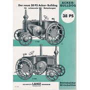 Lanz Bulldog d9500