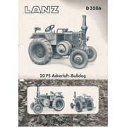 Lanz Bulldog d3506