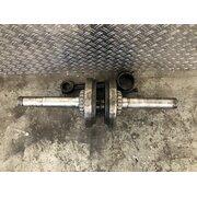 Crankshaft, connecting rod