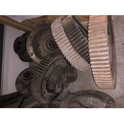 Differential gears baskets various