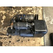 Pendulum starter and alternator