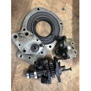 Lubricator, regulator, return pump, cover d2816