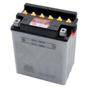 Batterie 6 Volt, 12Ah, zur Montage an Armaturenwand, klein