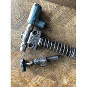 Fuel pump and nozzle