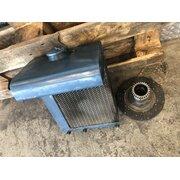 Radiator, clutch Full diesel